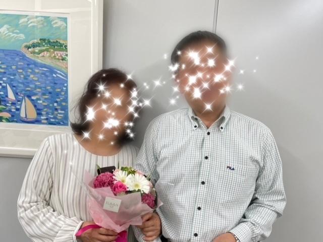 50代カップルの結婚